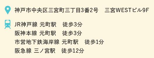 三ノ宮スタジオ情報